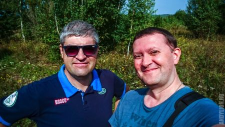 Andy Lion и Сергей Доля