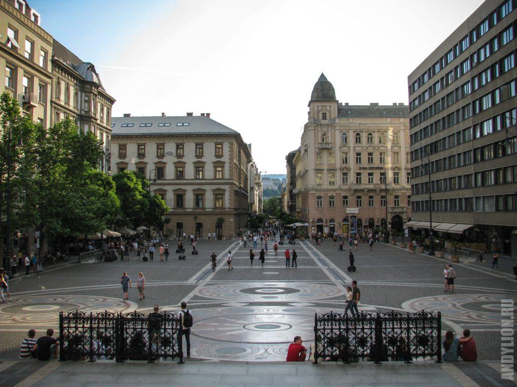 Площадь Иштвана (Штефана)
