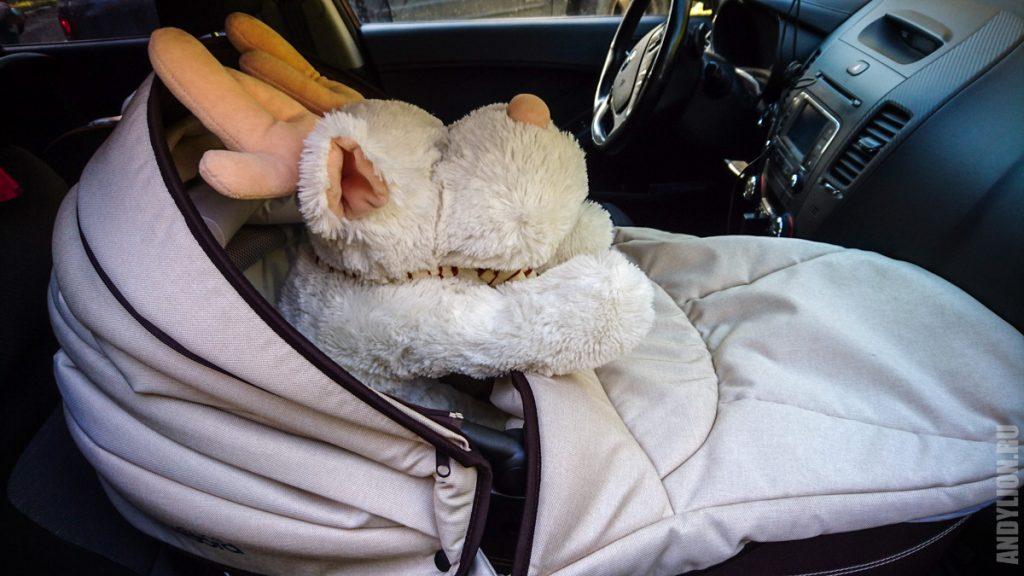Финский олень Олеша из Лапландии в Тарусе