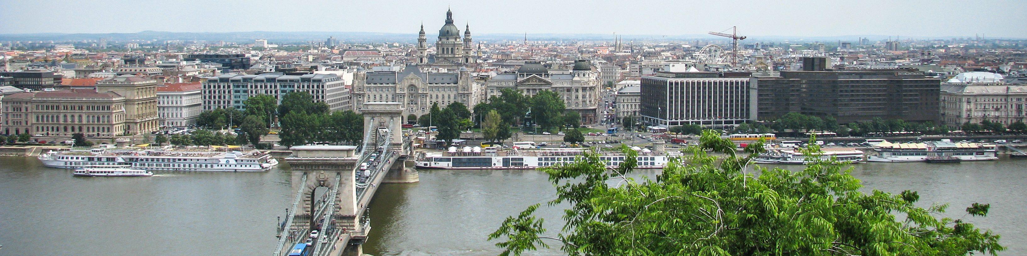 Евротур #3. Ч.7. Будапешт-Блед.