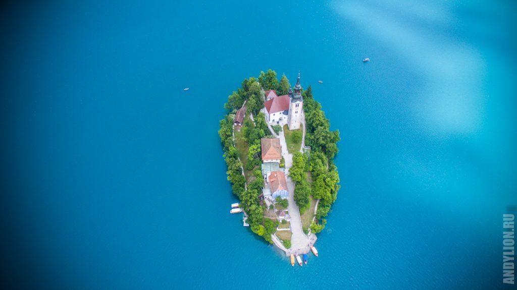 Остров Блед