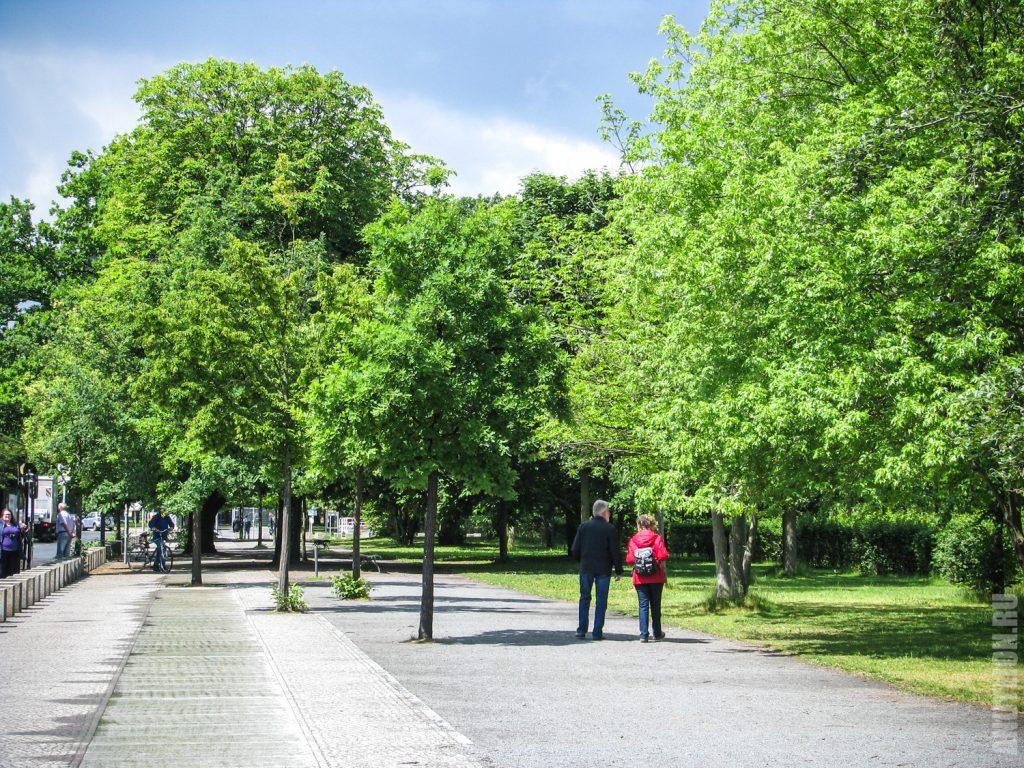 Зеленый Берлин