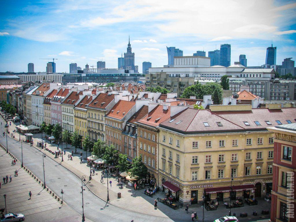 Улица Краковское Предместье