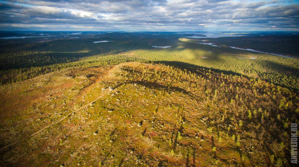 Скандинаская не/Меланхолия. Лапландия. Финляндия.