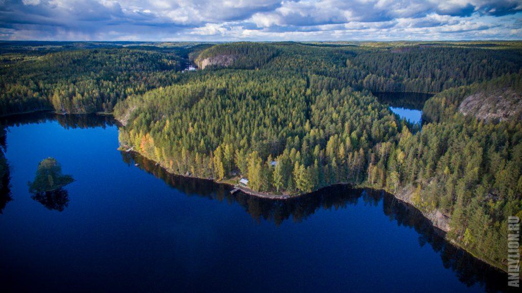 Скандинаская не/Меланхолия. Национальный парк Реповеси в Финляндии.