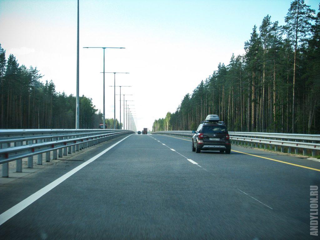 М-11 Москва - Санкт-Петербург