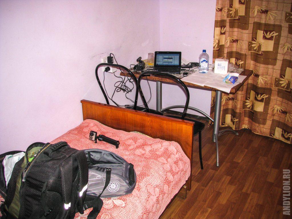 Номер в гостинице Шельф в Выборге
