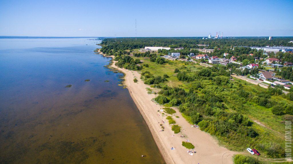 Побережье Финского залива
