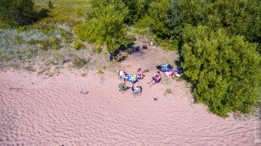 Отдых на Финском заливе
