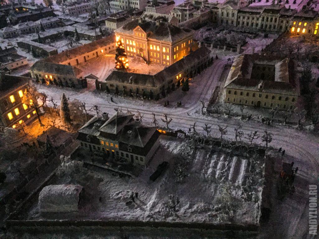 Петровская Акватория. Зима.