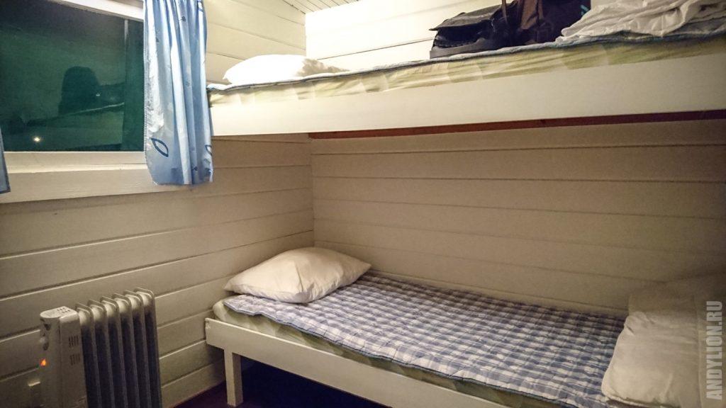 Кемпинг Ristijärven Pirtti Camping