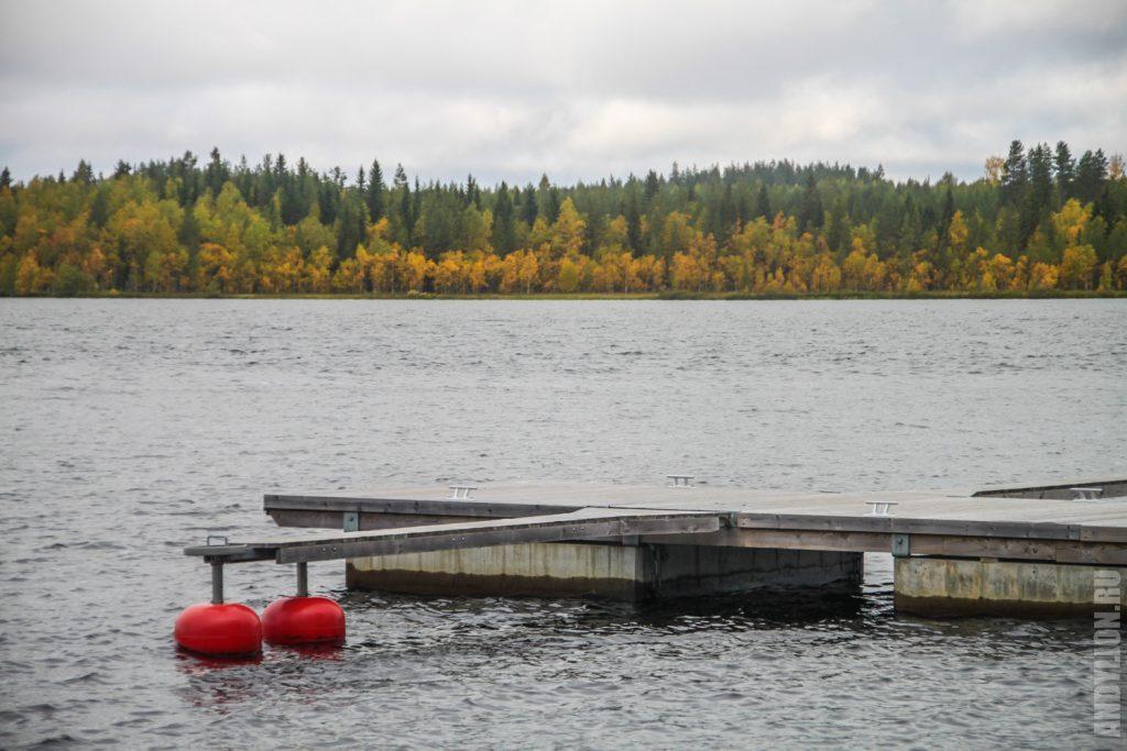 Озеро Ильярви