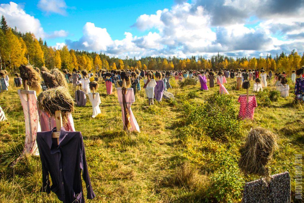 Тихие Люди. Финляндия.