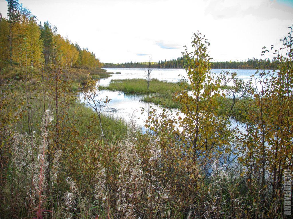 Финляндия в сентябре