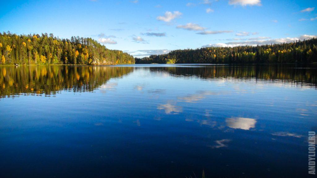 Озеро Савилампи