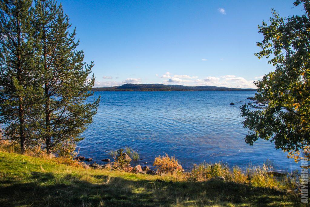 Озеро Ukonjärvi