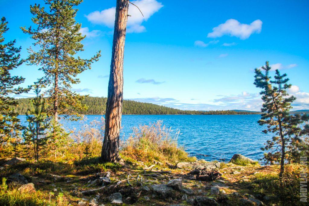 Лапландия в Финляндии