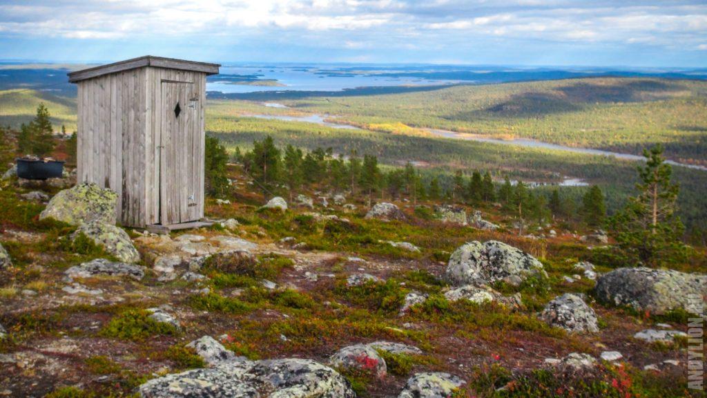 Туалет на вершине