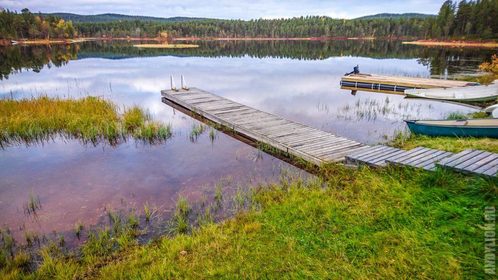 Озеро Juurakkojärvi