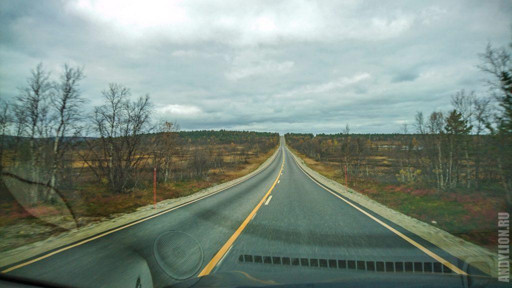 Автопутешествие по Лапландии во второй половине сентября