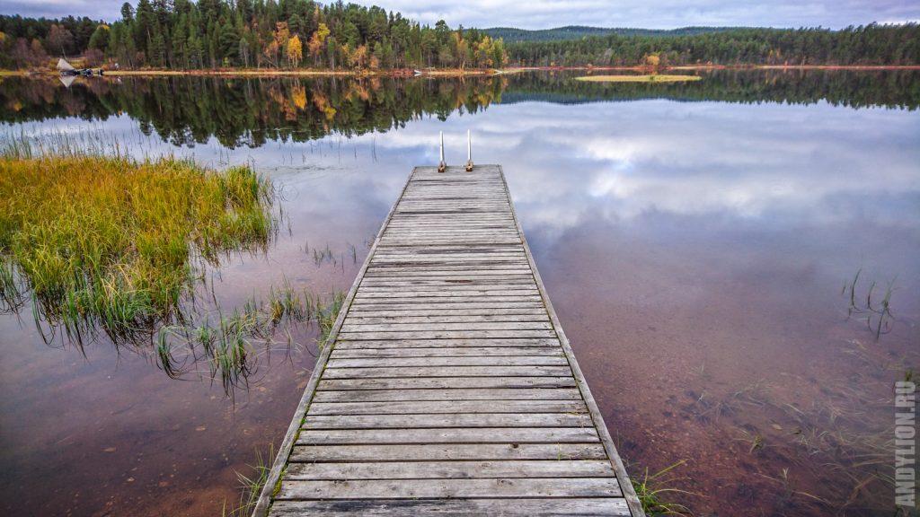 Озеро Юураккоярви