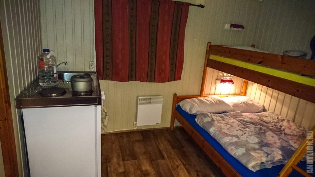 Nordkapp Camping у мыса Нордкап