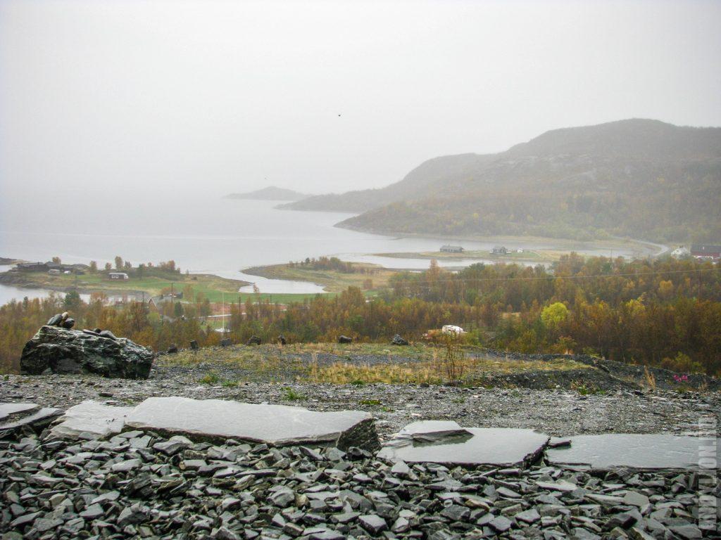 Дождливая Норвегия