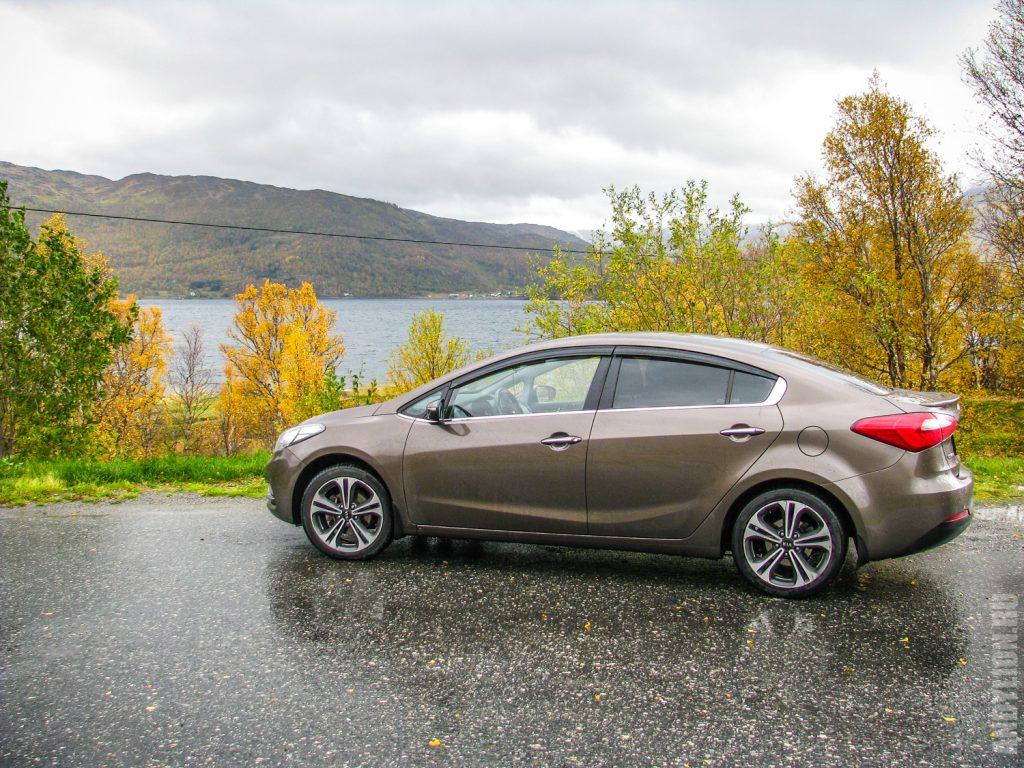 Kia Cerato в Норвегии
