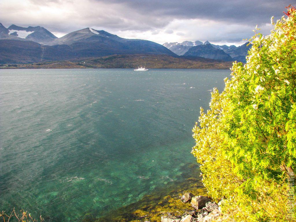 Осенние краски Северной Норвегии