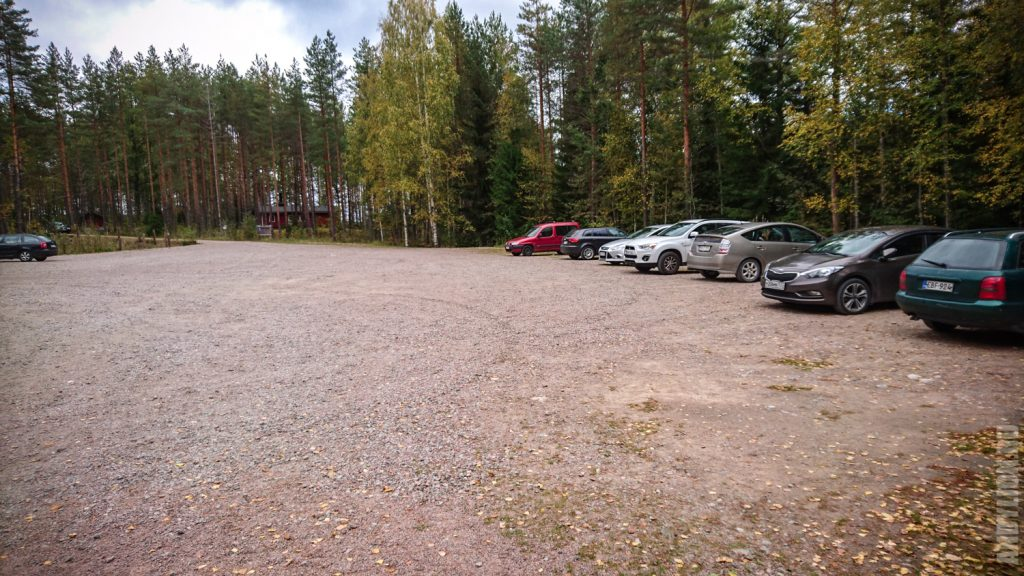 Парковка Saarijärvi